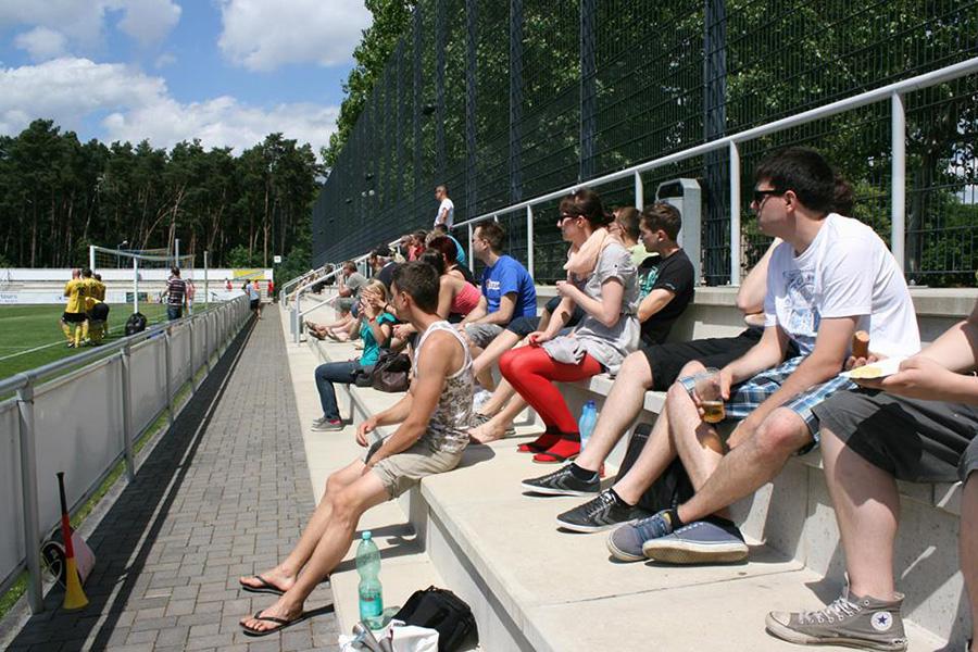 Pokalfinale 2013 in Luckenwalde