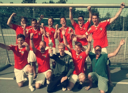 IFC Marc Dolling Cup 2013