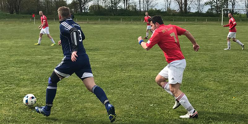 IFC Sernow vs. SSV Nonnendorf