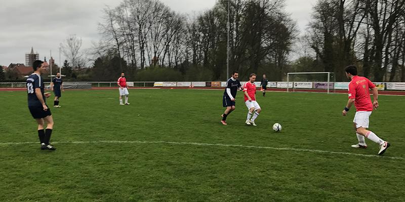 Viktoria Jüterbog vs. IFC Sernow